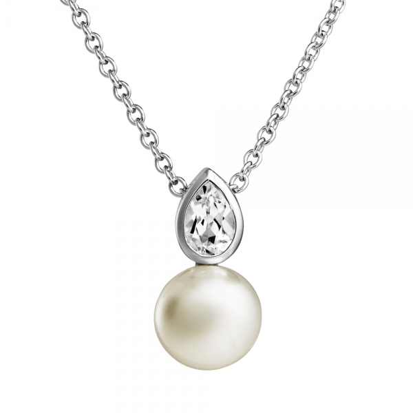 Pearl necklace and pendants by jersey pearl amberley pearl pendant mozeypictures Gallery