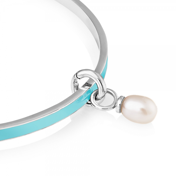 Viva Bangle - Light blue zoom image