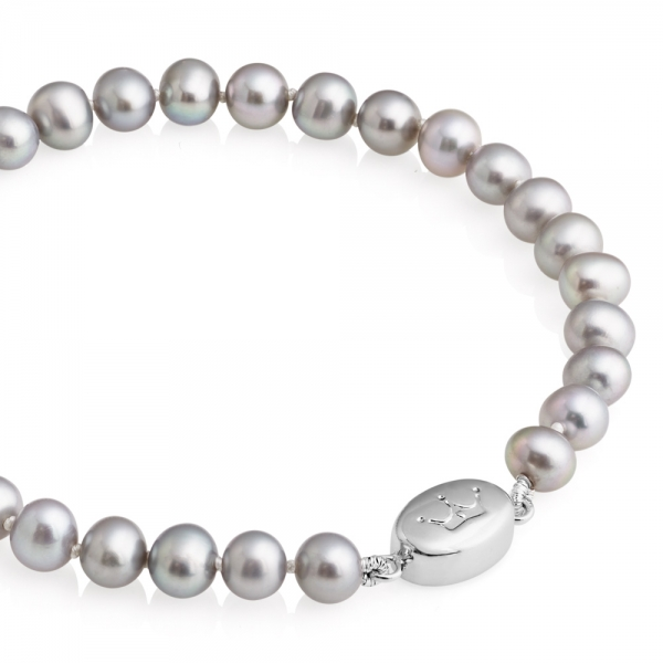 5.0-5.5mm Classic Freshwater Pearl Bracelet zoom image