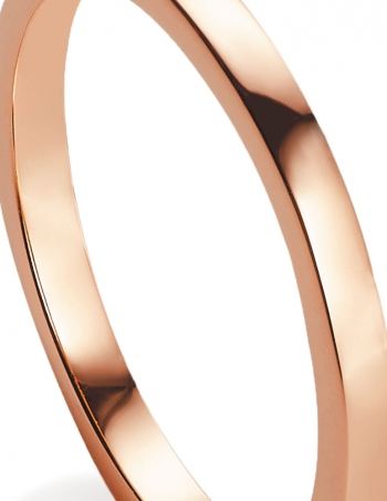 VIVA stacking ring - rose gold
