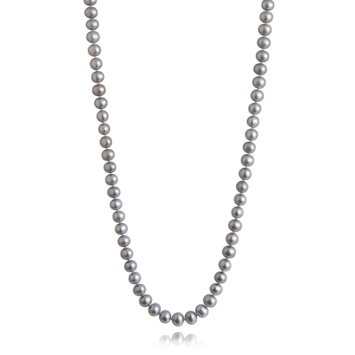 Long, 8.5-9.5mm Classic Pearl Necklace